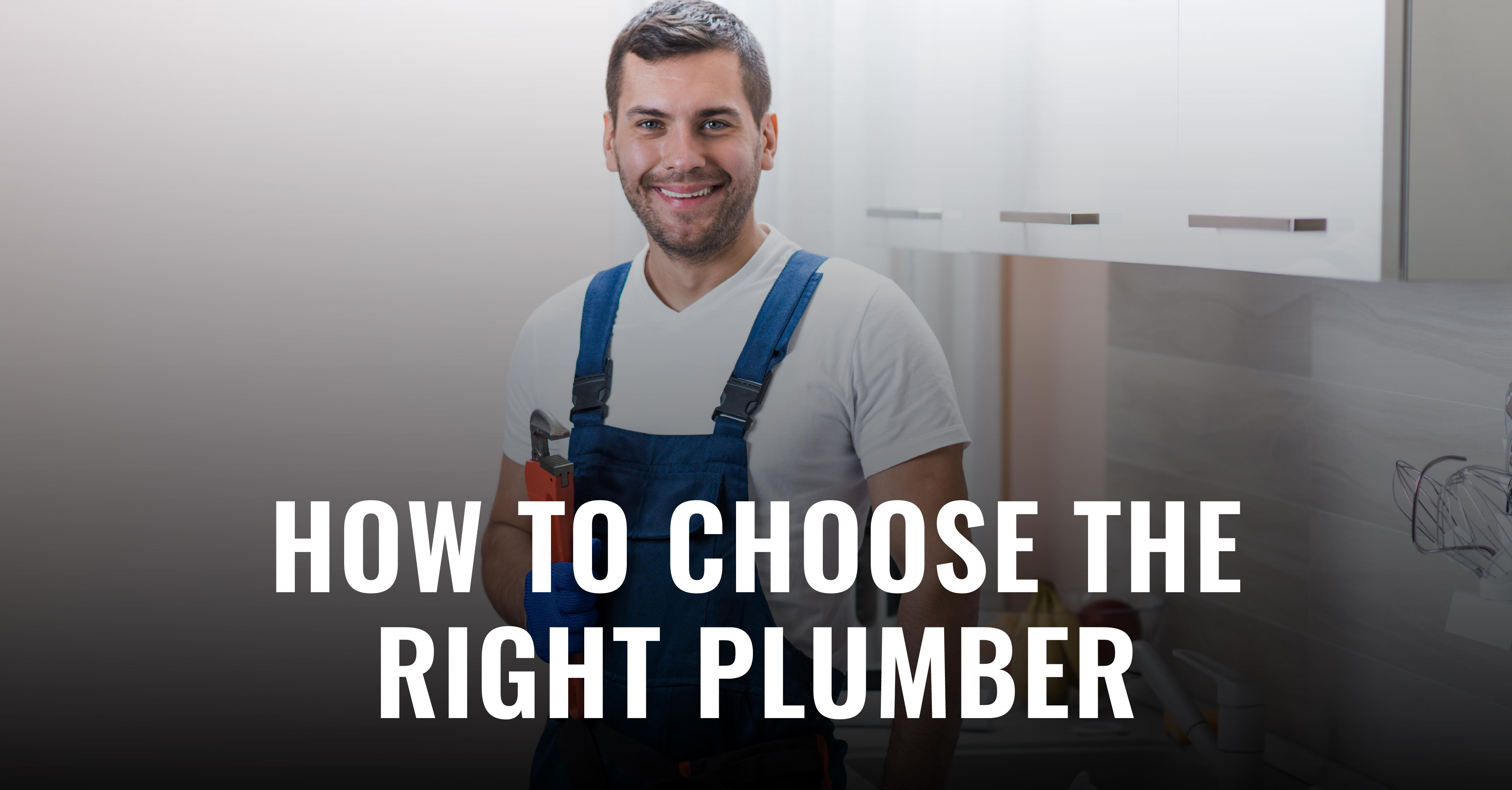 Read today's blog post for a quick guide on how and where to find the right plumber!