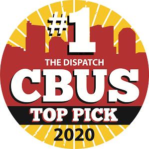 #1 CBUS top pick logo