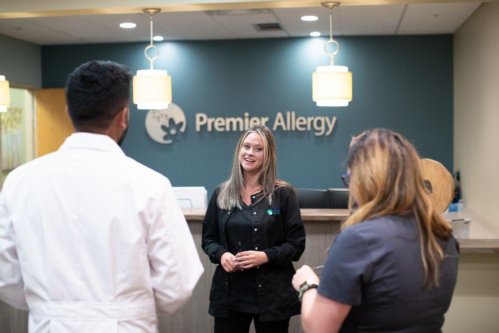 preimer allergy staff