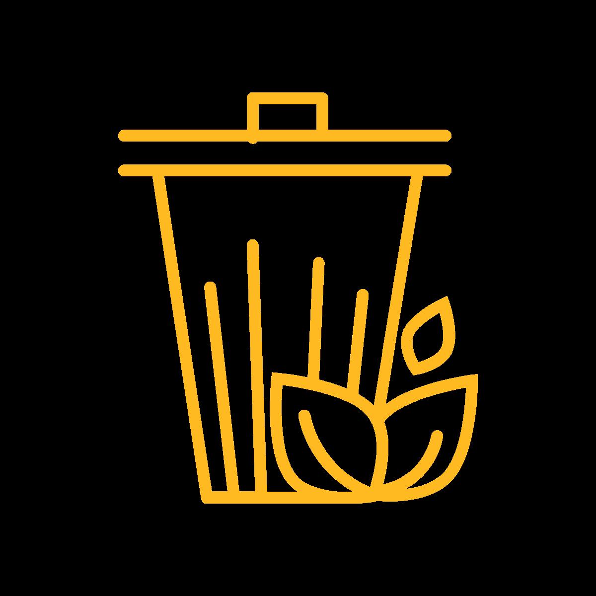 green waste icon