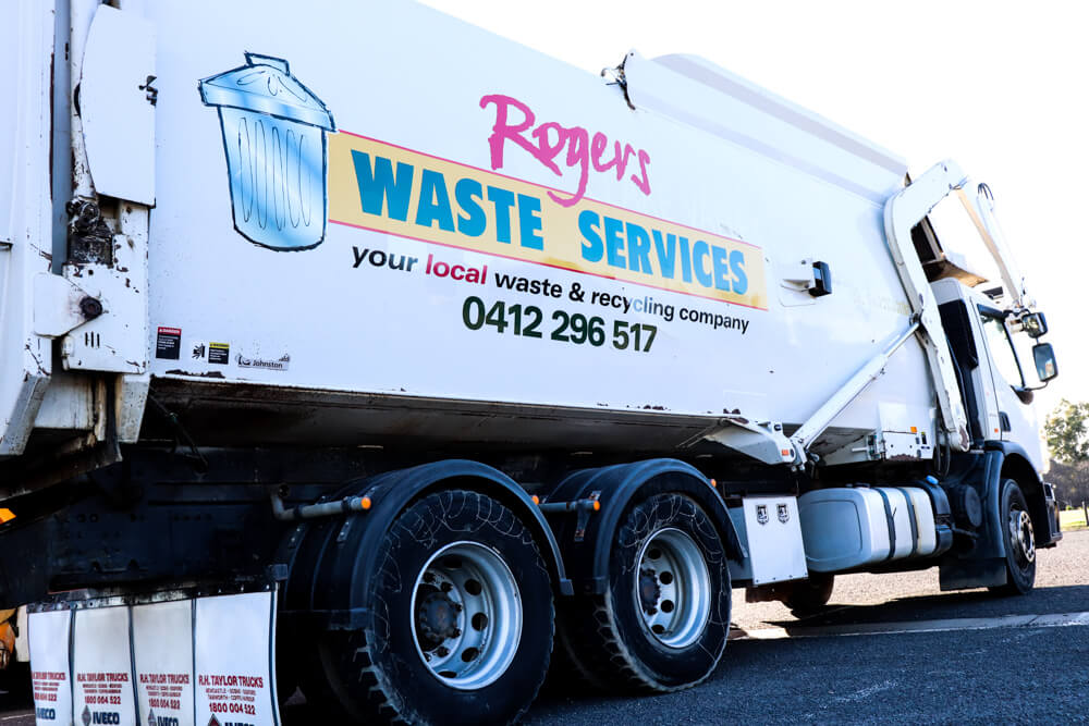 Rogers waste services