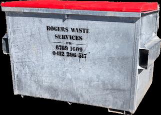 3 Litremetre Steel garbage