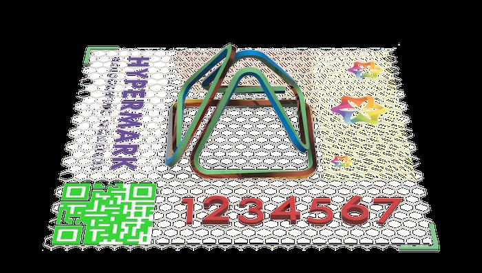 Hypermark Holographic Signature
