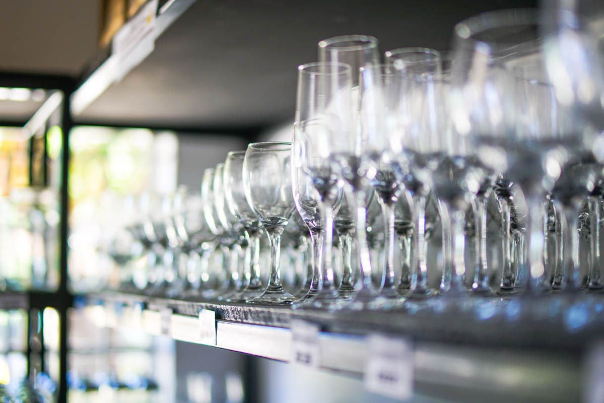 Glassware & Other Products Image