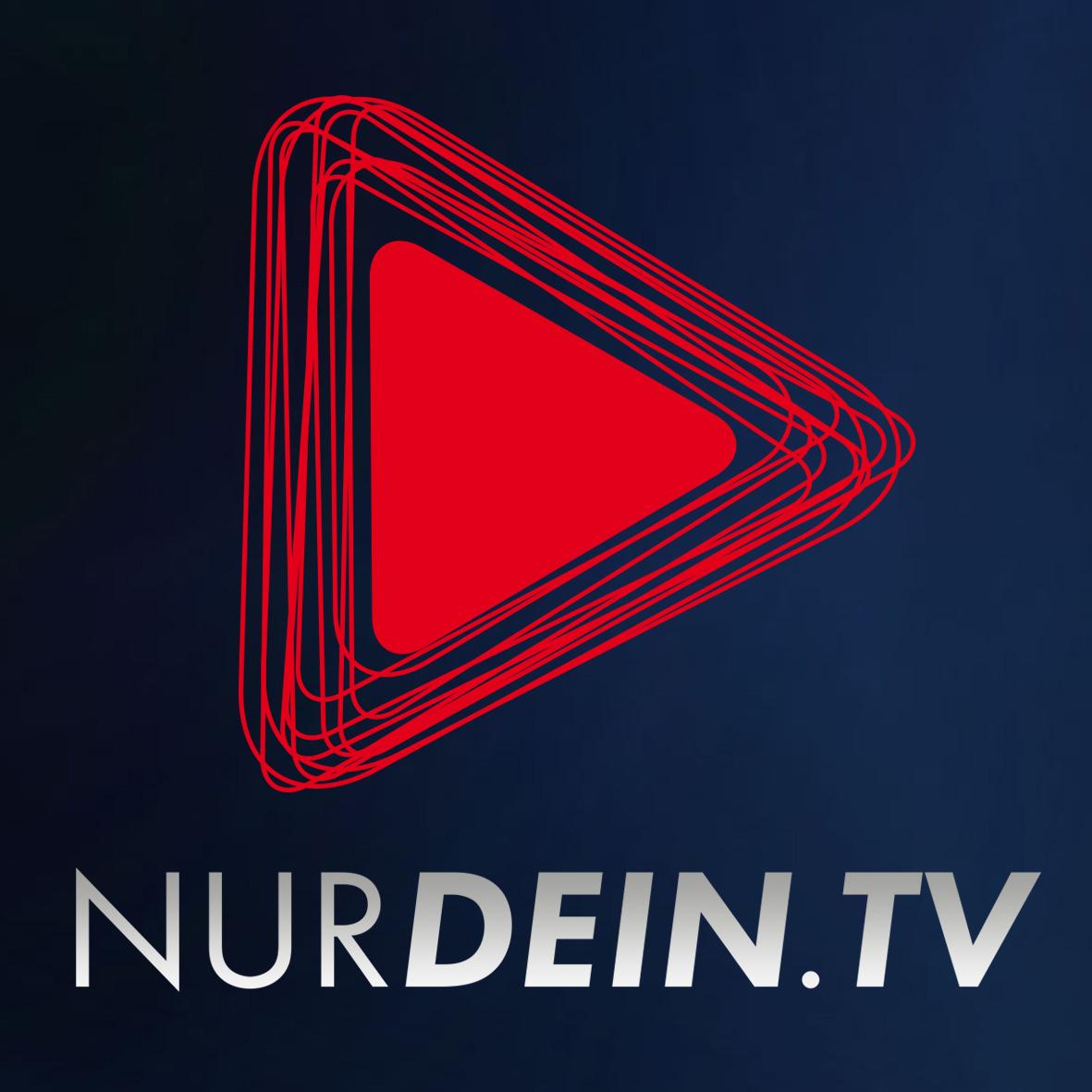 NURDEIN.TV - eigenständige Plattform