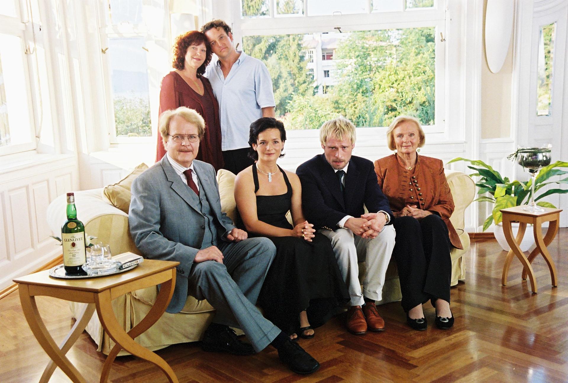 © Star*Film / Wolfgang Fuhrmann (Star*Film) - Elfi Eschke, Marco Rima, Peter Fricke, Katharina Stemberger, Johannes Krisch, Ruth Maria Kubitschek