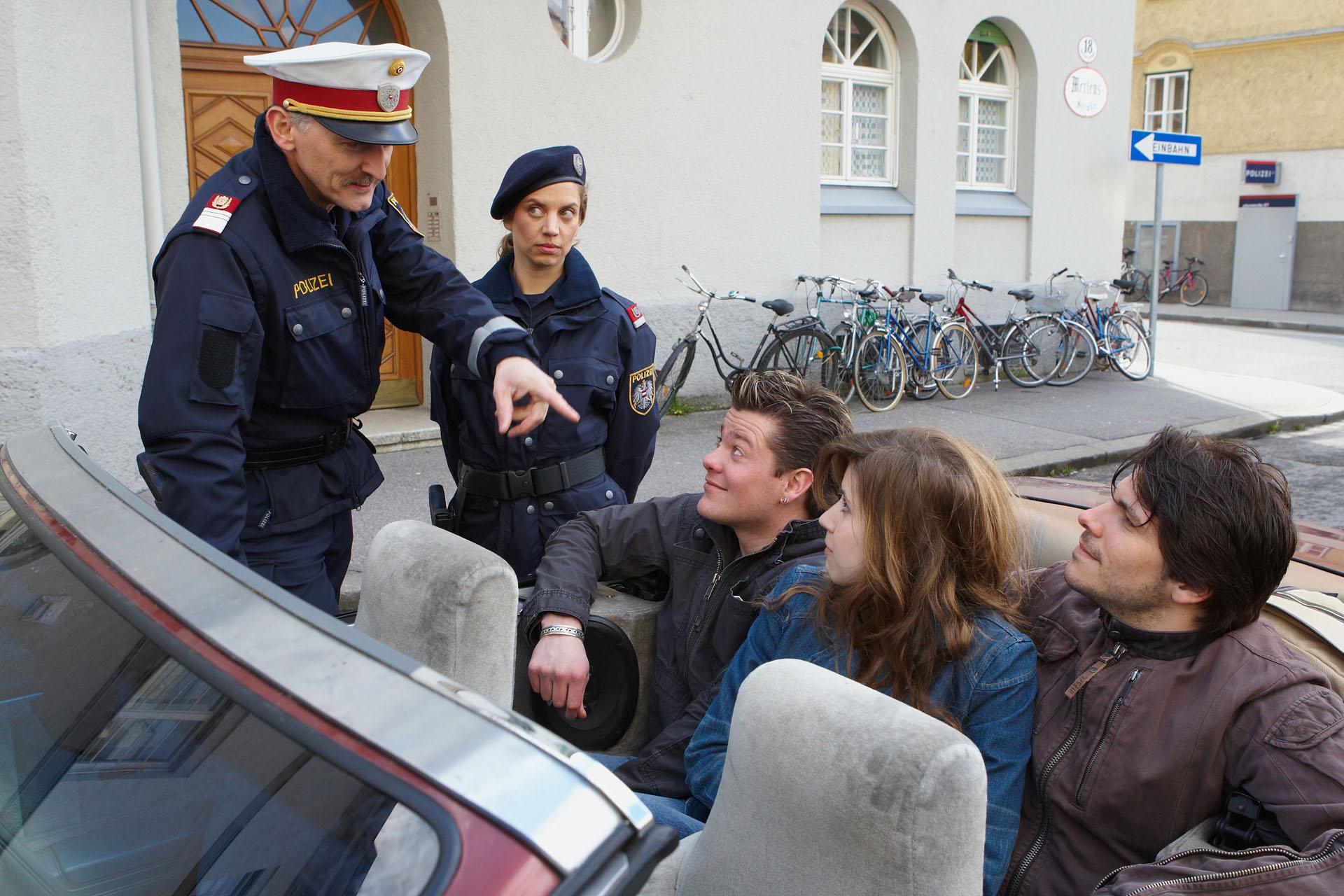 © Star*Film - Manfred Dungl, Martina Schwab, Gernot Pachernigg, Nora Heschl und Philip Leenders