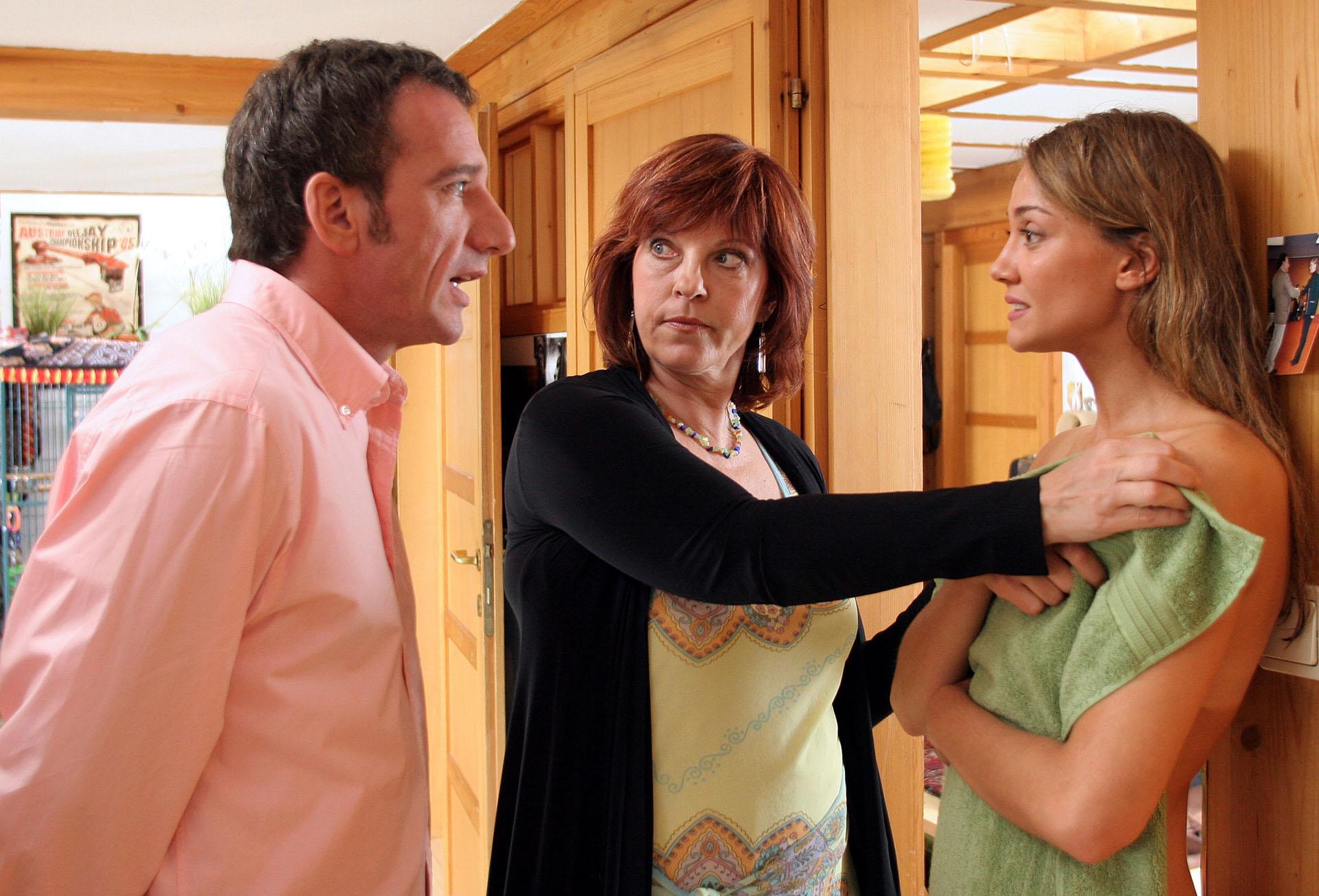 © ORF / Petro Domenigg (Star*Film) - Heio von Stetten, Elfi Eschke, Nicole Ennemoser