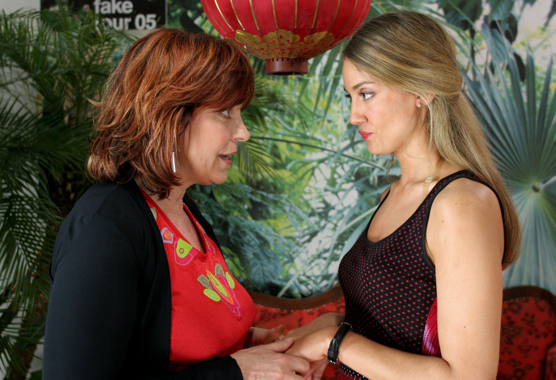 © ORF / Petro Domenigg (Star*Film) - Elfi Eschke, Nicole Ennemoser