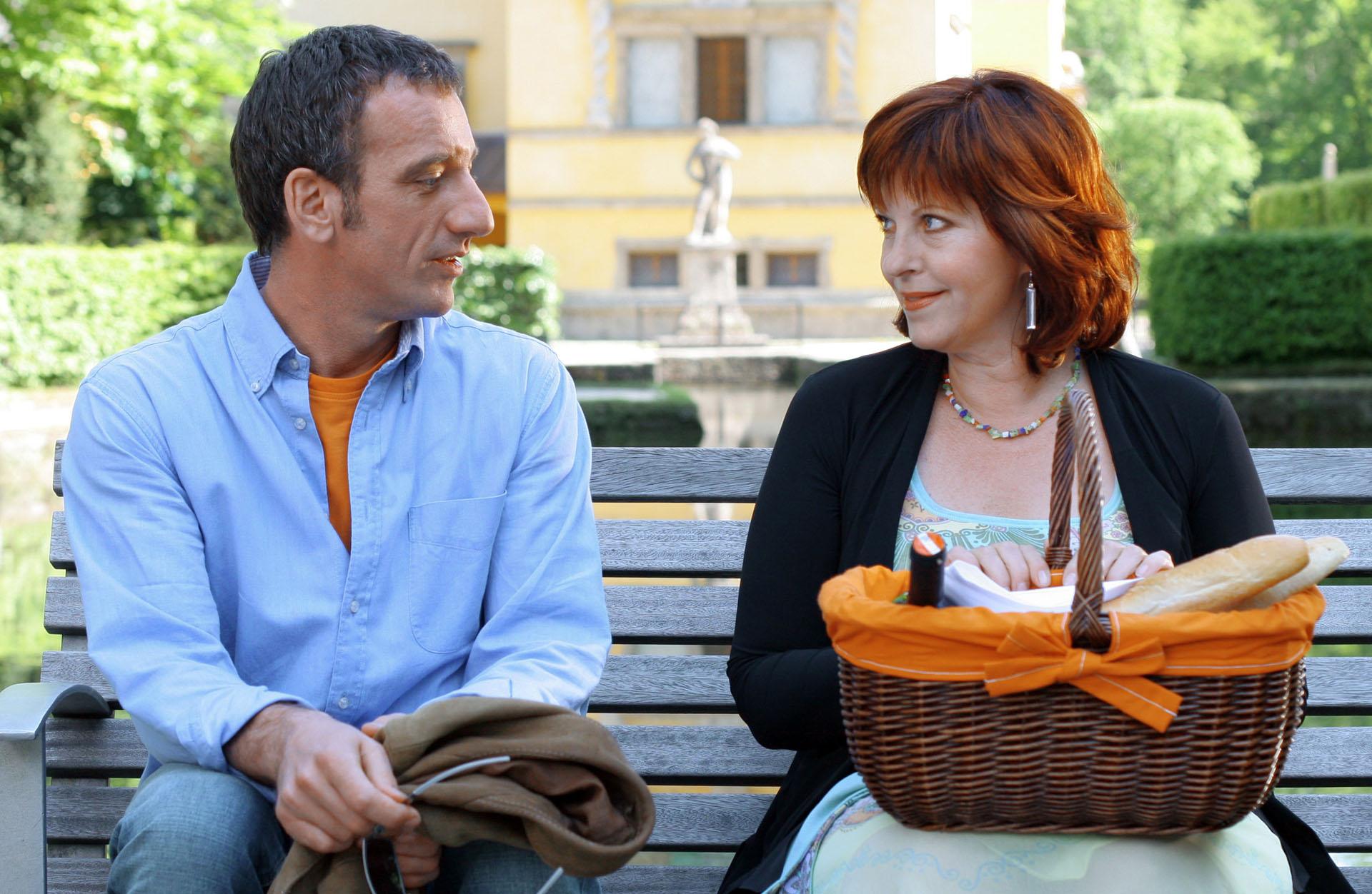 © ORF / Petro Domenigg (Star*Film) - Heio von Stetten, Elfi Eschke