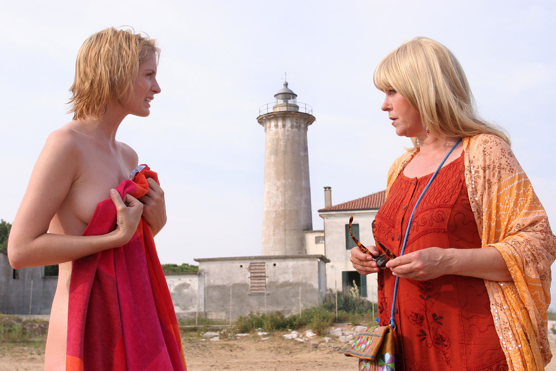 © ORF / Petro Domenigg (Star*Film) - Stefanie Frischeis, Elfi Eschke