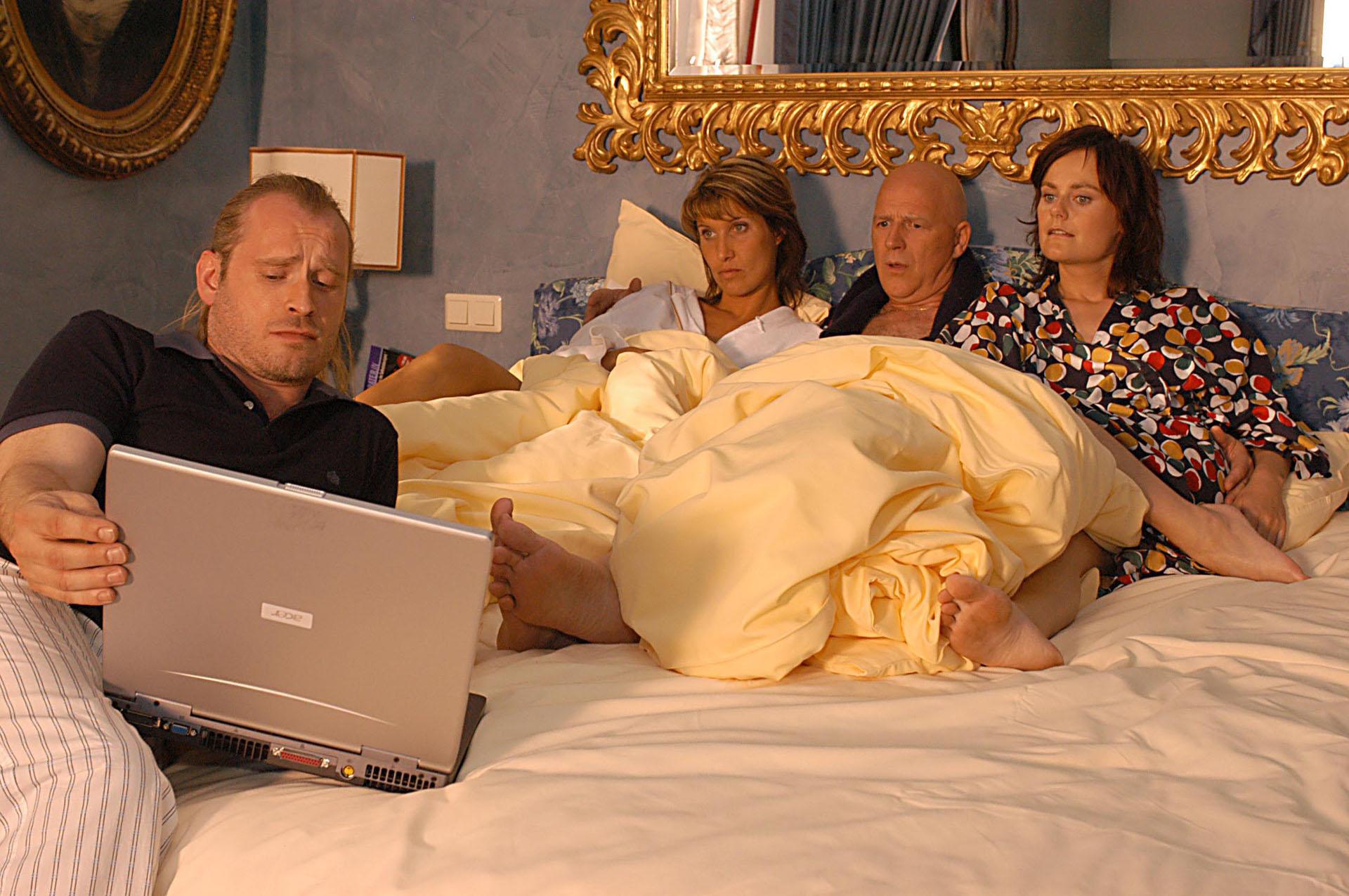 © ORF / Hubert Mican (Star*Film) - Johannes Krisch, Ina Nadine Wagler, Alexander Goebel, Nina Blum