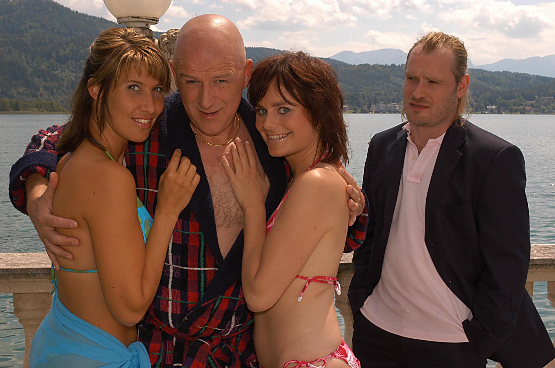 © ORF / Hubert Mican (Star*Film) - Ina Nadine Wagler, Alexander Goebel, Nina Blum, Johannes Krisch