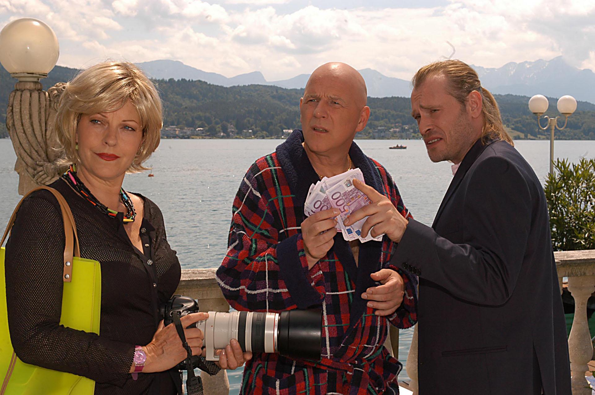 © ORF / Hubert Mican (Star*Film) - Elfi Eschke, Alexander Goebel, Johannes Krisch