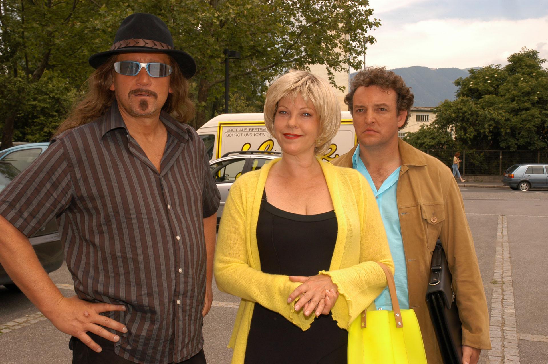 © ORF / Hubert Mican (Star*Film) - Rainhard Fendrich, Elfi Eschke, Marco Rima