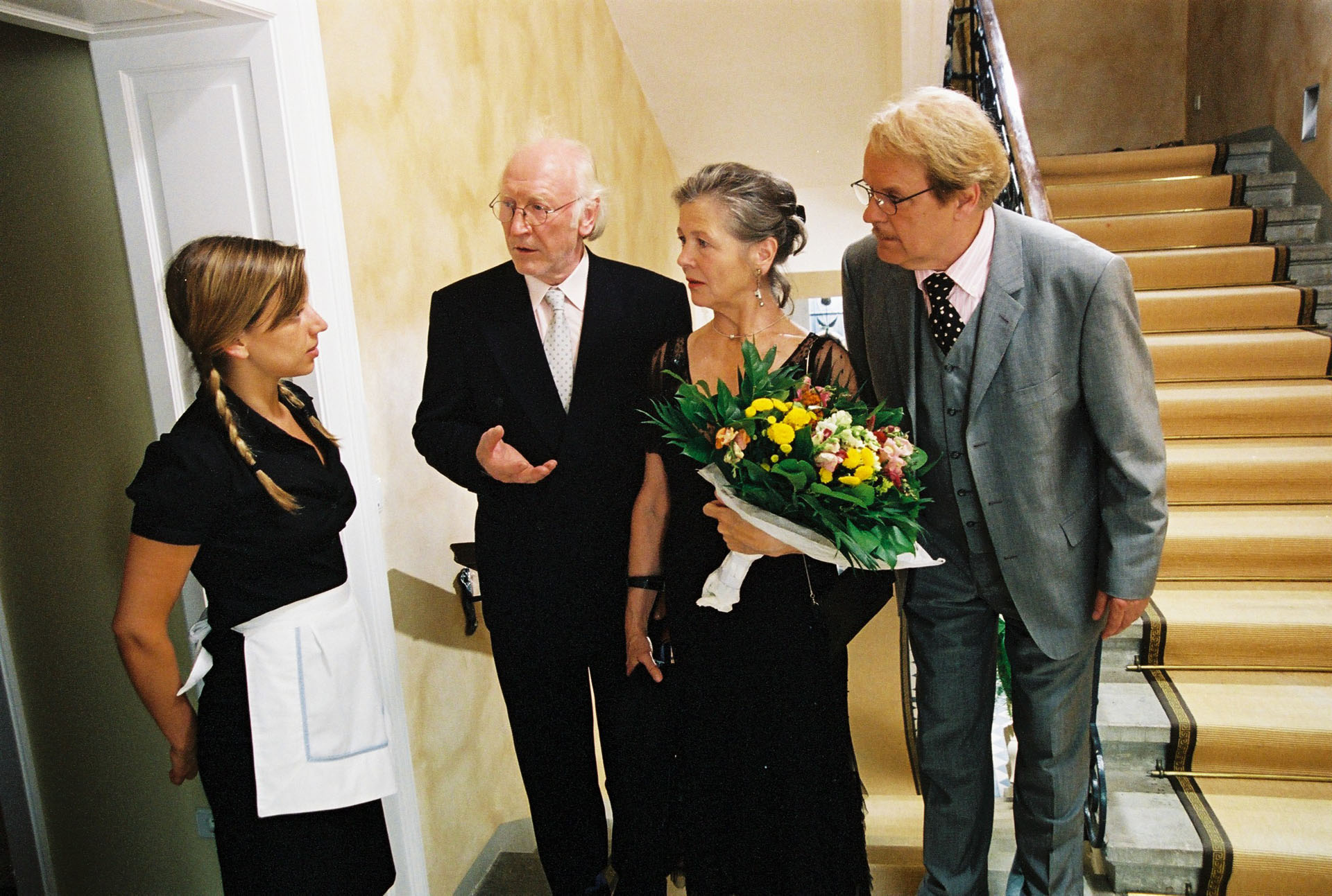 © Star*Film / Wolfgang Fuhrmann (Star*Film) - Martina Schwab, Karl Merkatz, Helma Gautier, Peter Fricke