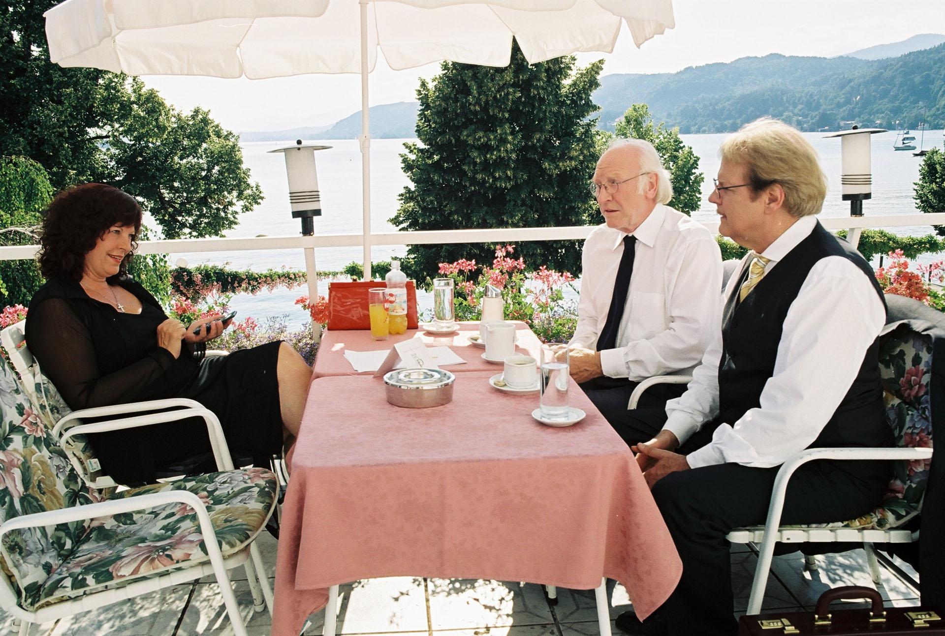 © Star*Film / Wolfgang Fuhrmann (Star*Film) - Elfi Eschke, Karl Merkatz, Peter Fricke