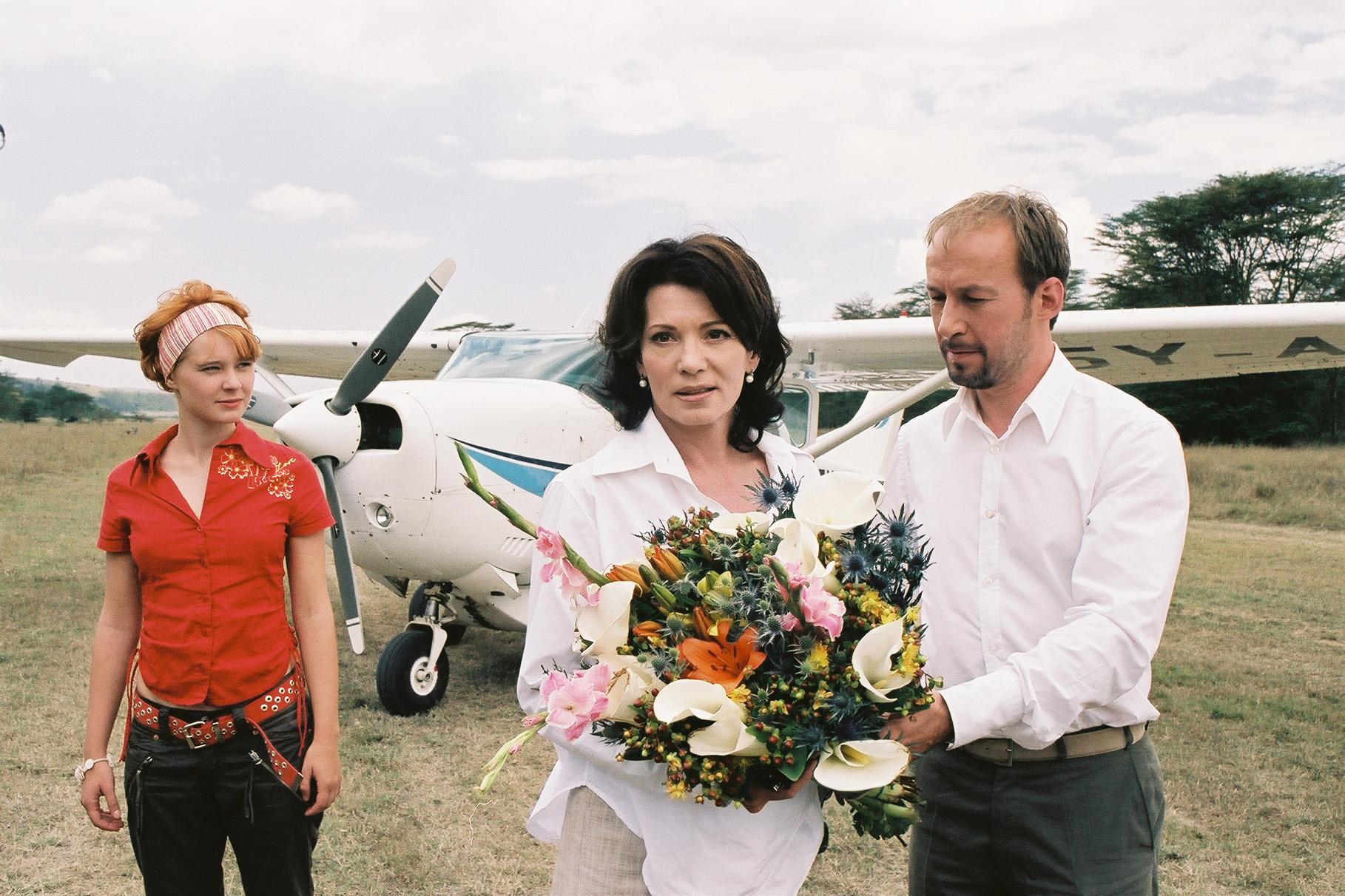 © Moovie / Stefanie Kulbach - Nadja Bobyleva, Iris Berben, Ulrich Noethen