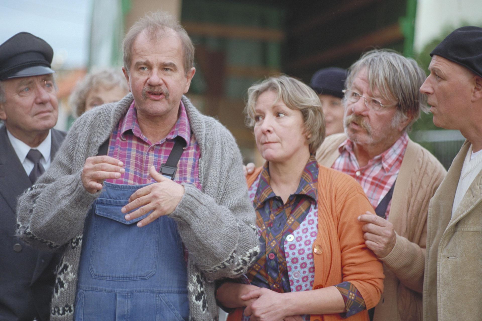© Star*Film / Helene Waldner - Hans Clarin, Ernst Konarek, Kittiy Speiser, Heinz Petters, Alexander Goebel