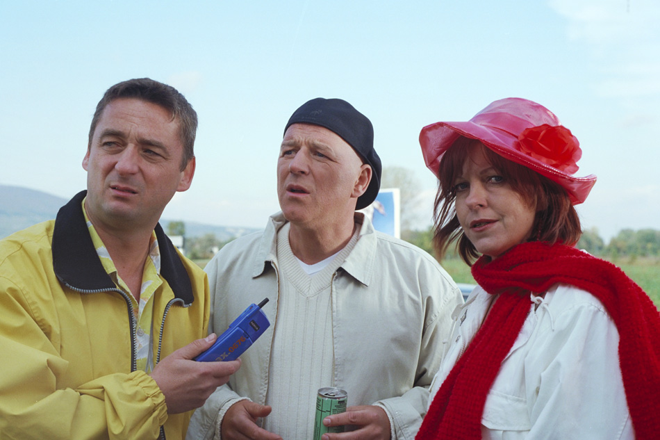 © Star*Film / Helene Waldner - Andreas Vitasek, Alexander Goebel, Elfi Eschke