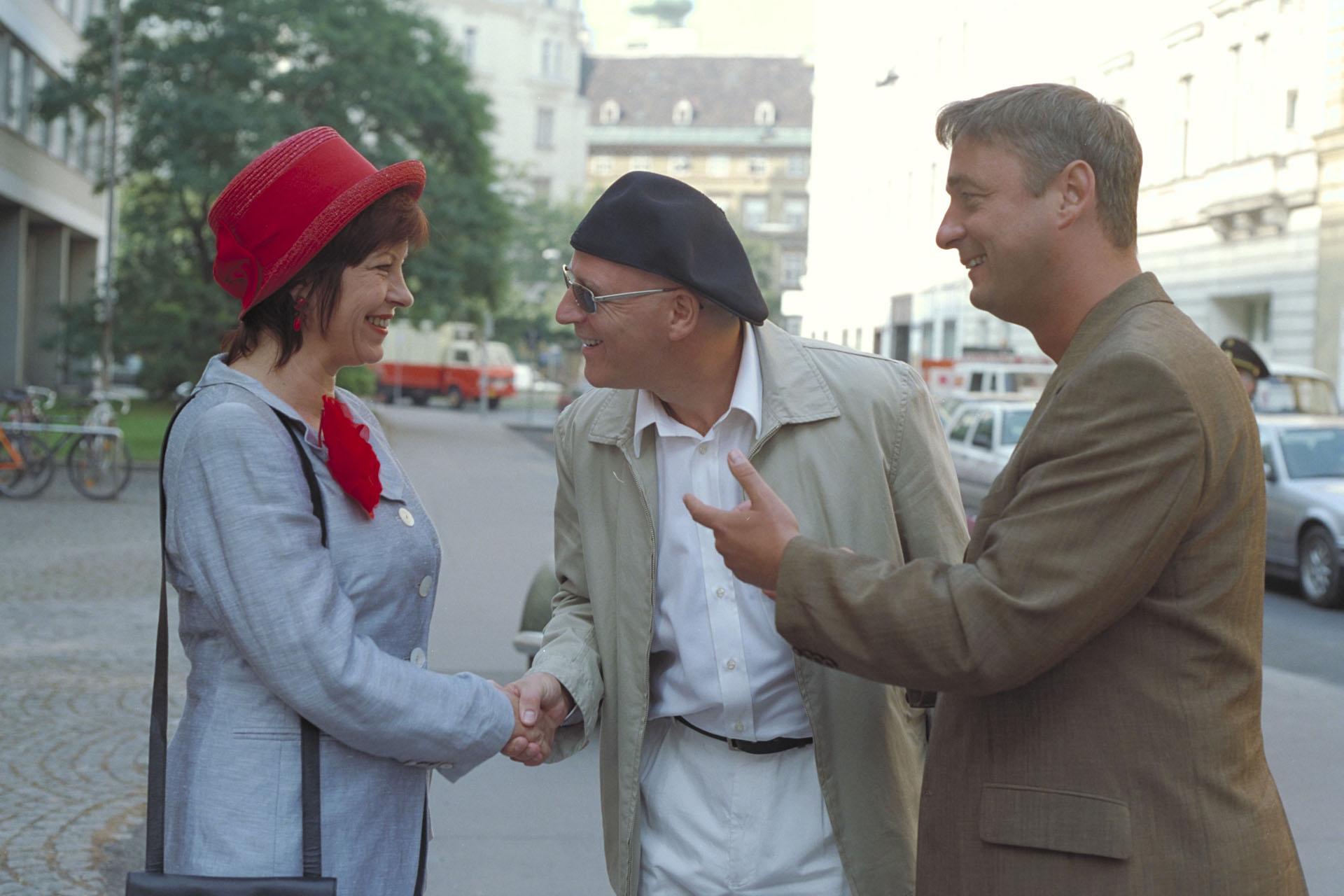 © Star*Film / Helene Waldner - Elfi Eschke, Alexander Goebel, Andreas Vitasek