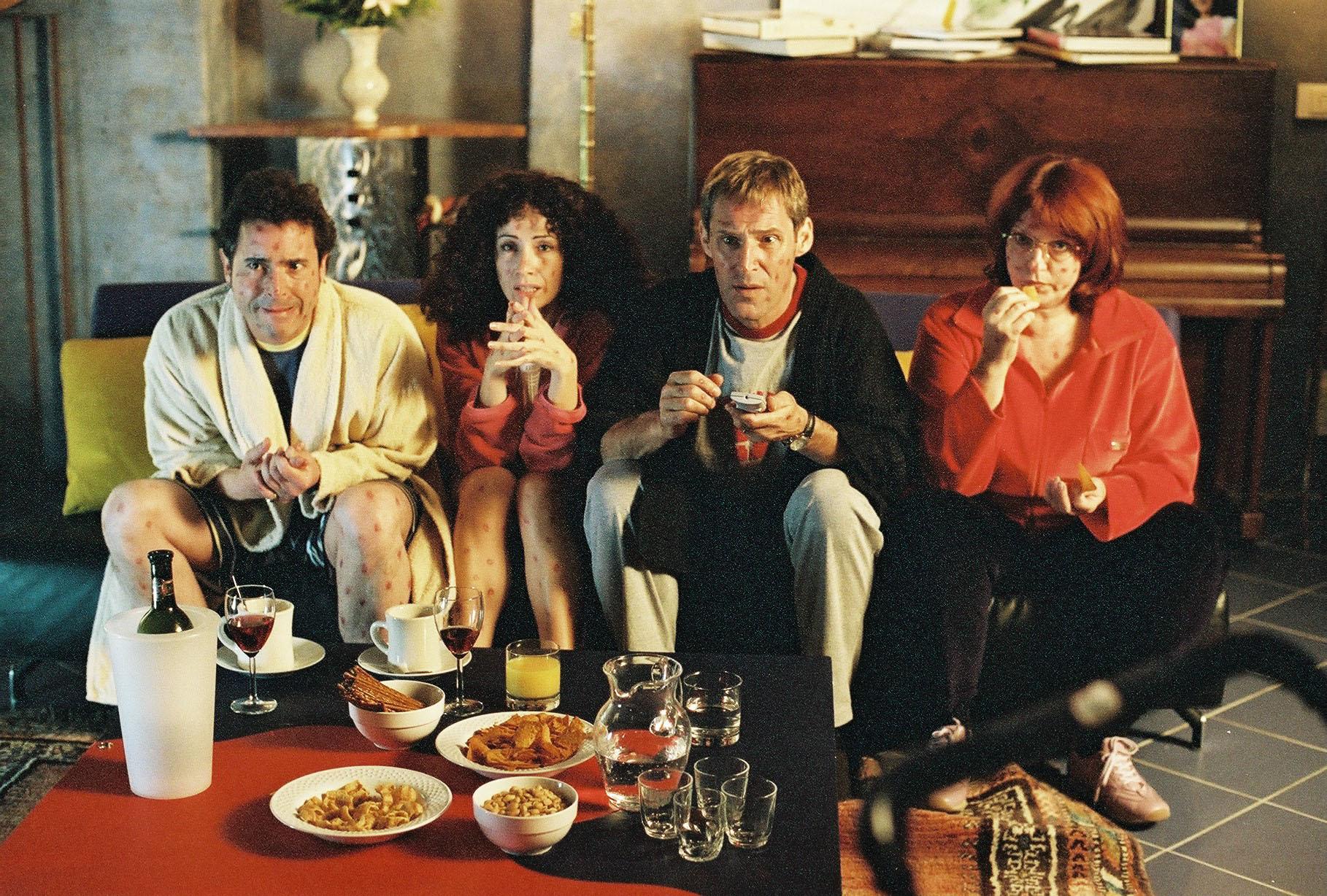 © Star*Film - Nicholas Newman, Sandra Pires, Ben Cross, Elfi Eschke