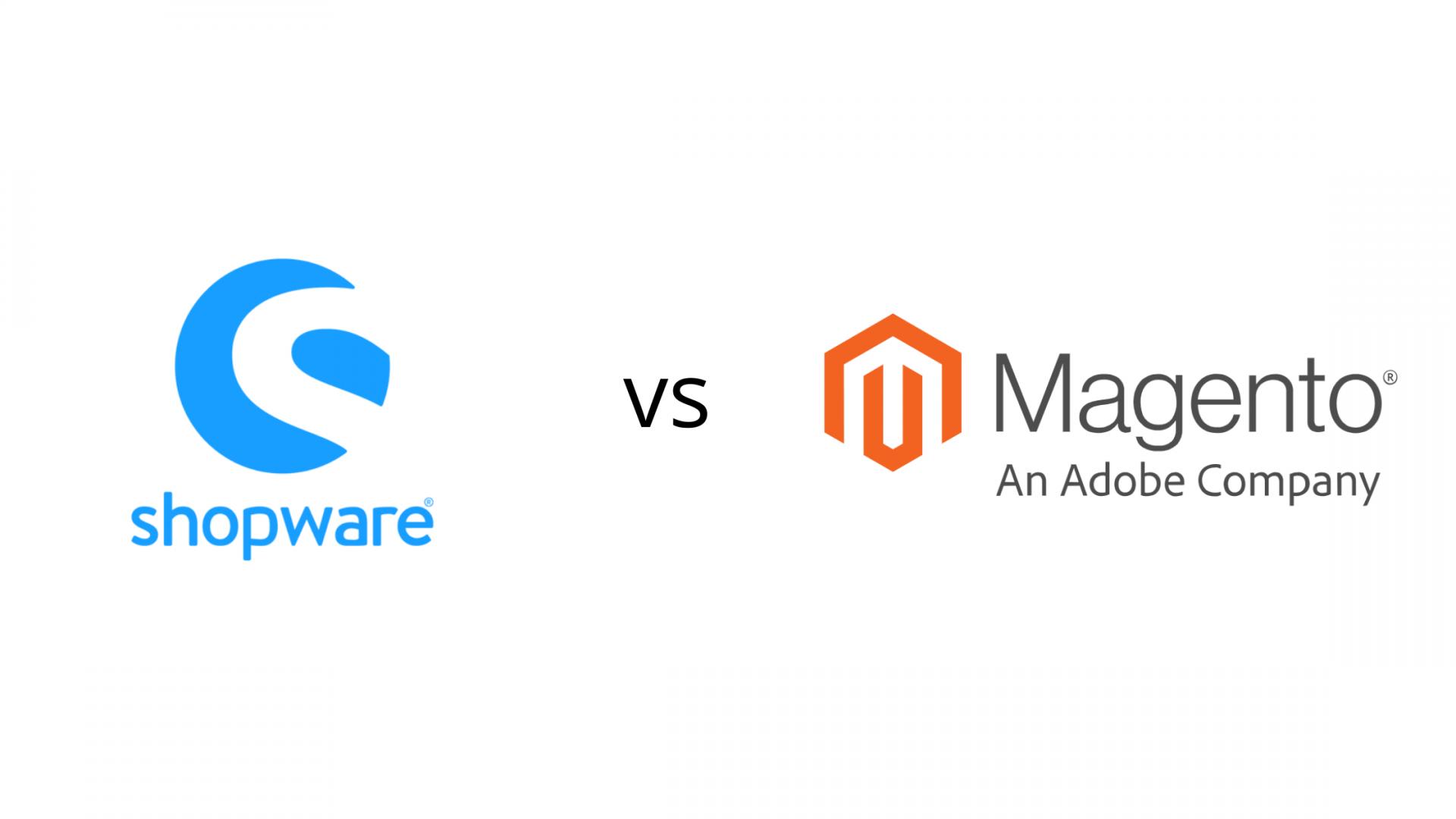shopware vs magento