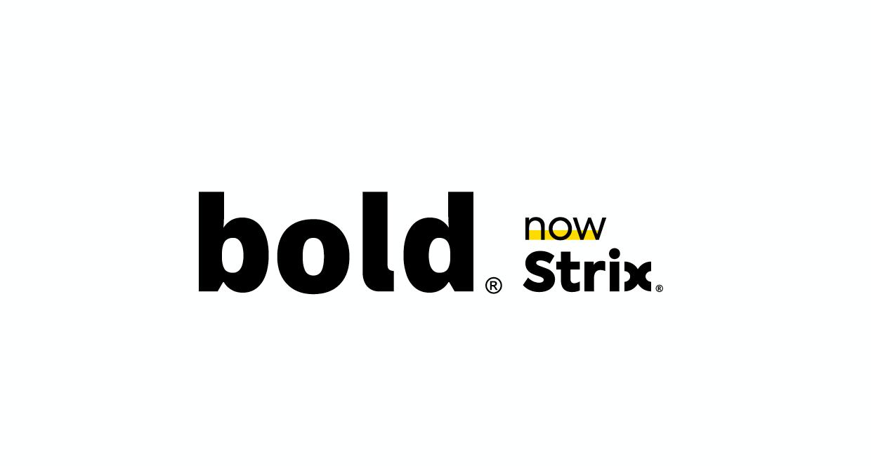 rebranding bold na strix
