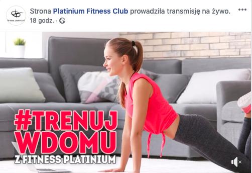 Fitness Platinium - trainings