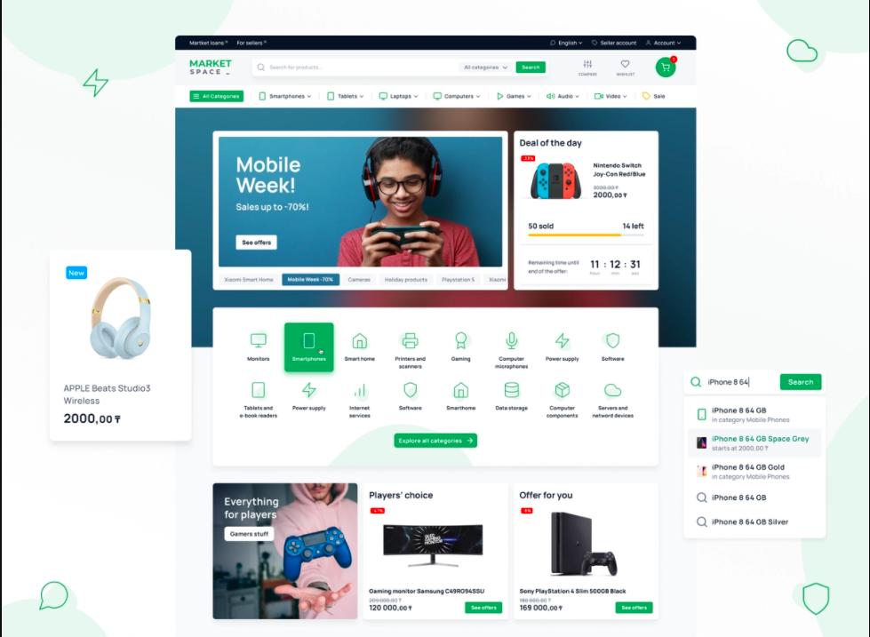 ecommerce marketplace ase study