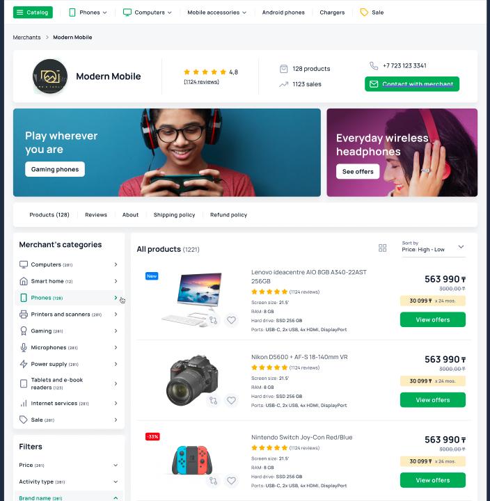 ecommerce marketplace case study