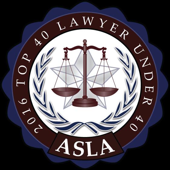 top 40 lawyer under 40