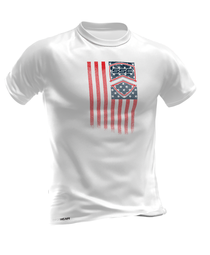 SSC Crew | USA Flag Edition