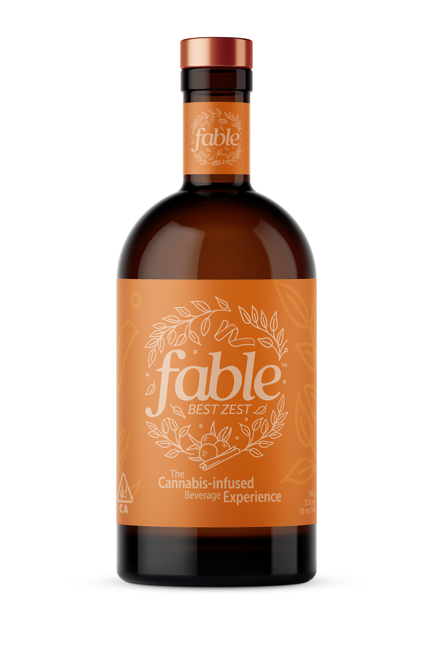 A vibrant, citrus nose with fresh, herbal undertones. While a bouquet of grapefruit, orange, and lime open, cinnamon and cardamom finish with warmth.