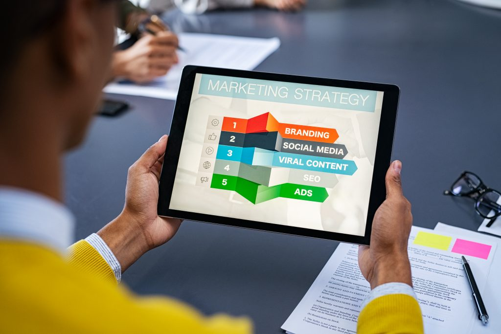 Digital marketing for your sector