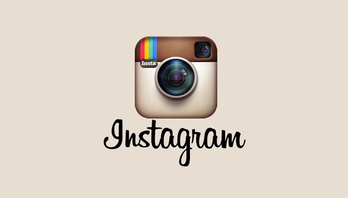 Instagram logo for business blog
