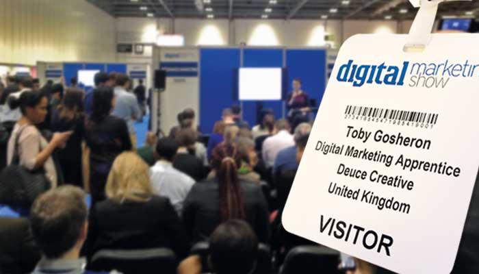 Digital Marketing Show 2014 Review Cover Image