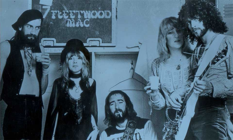 Fleetwood Mac Marketing
