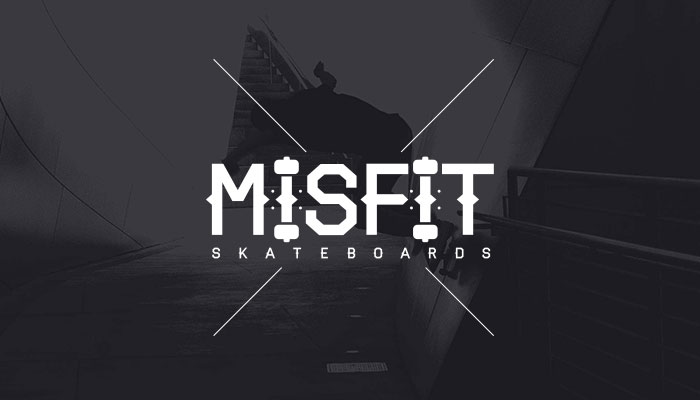 The Misfit Skateboards website launch!
