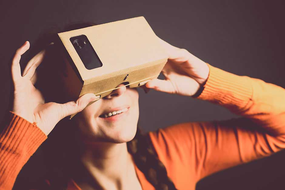 Virtual Reality Marketing Example