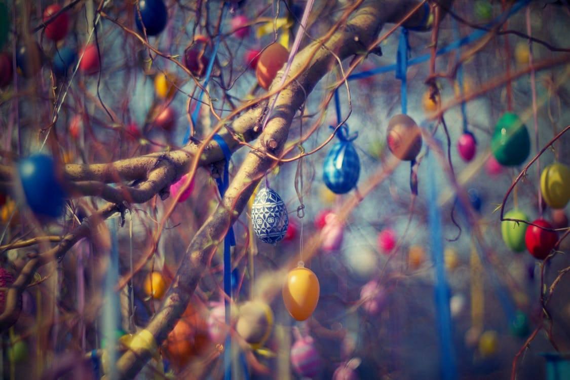 Hunting for Easter eggs online?
