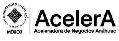 Logo Acelera Anahuac negro
