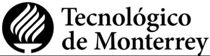 Logo Tec de Monterrey negro