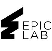 Logo Epic Lab ITAM png black