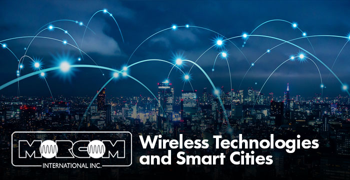 Wireless Technologies and Smart Cities