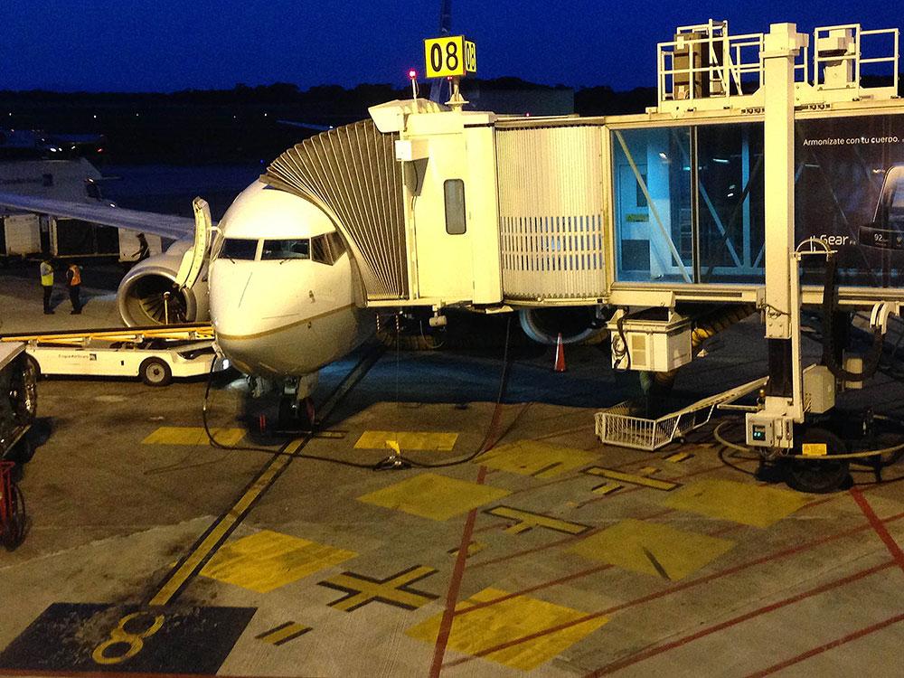 Aeronautical Communications