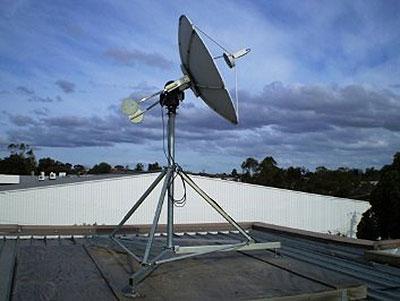 NOAA-HRPT-Satellite-Receiving