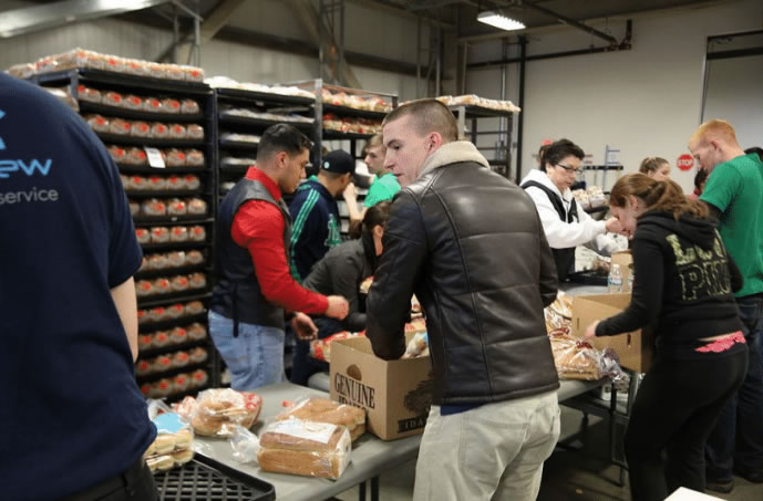 More Than Warehouses: Food Banks Build the Technology Capacity of Partnering Agencies
