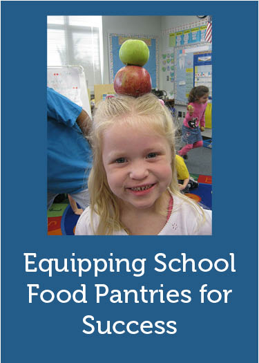 Equipping School-Based Food Pantries for Success