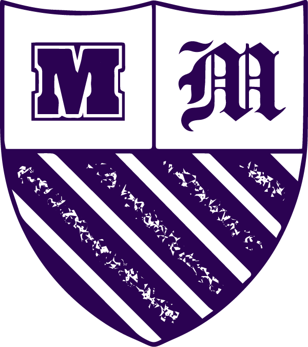 The Mythic Middle School Crest